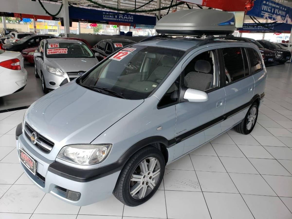Chevrolet Zafira Eleg. – 2012 – Prata