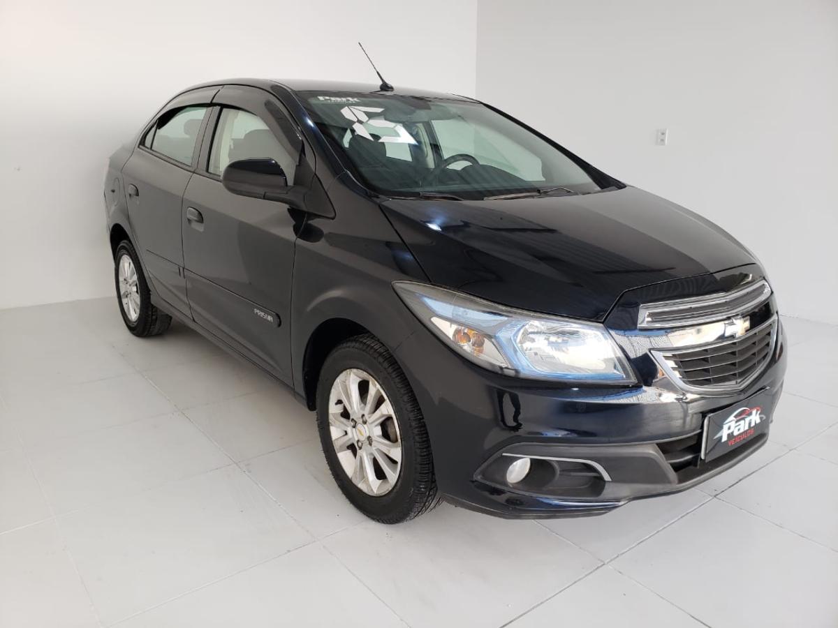 Chevrolet Prisma – 2015 – Preto