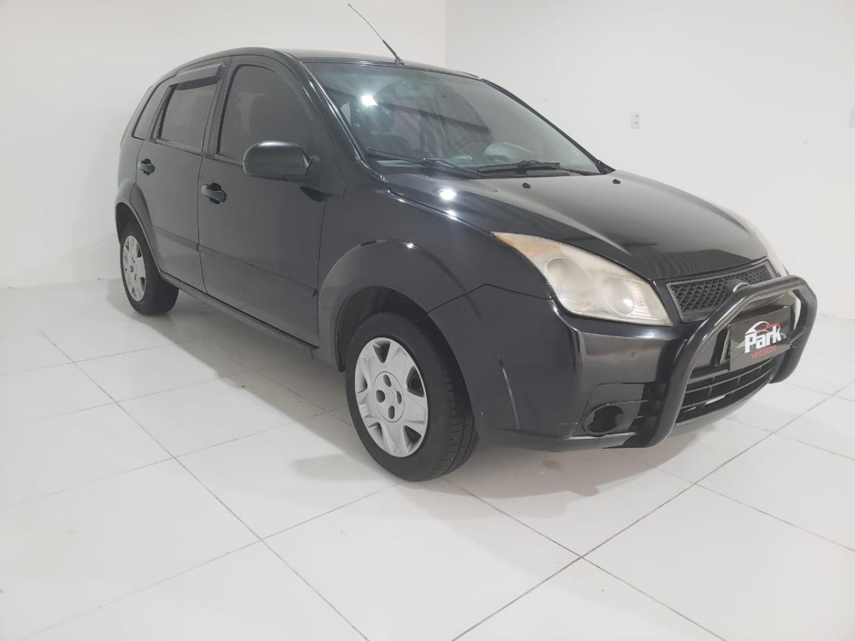 Ford Fiesta – 2011 – Preto