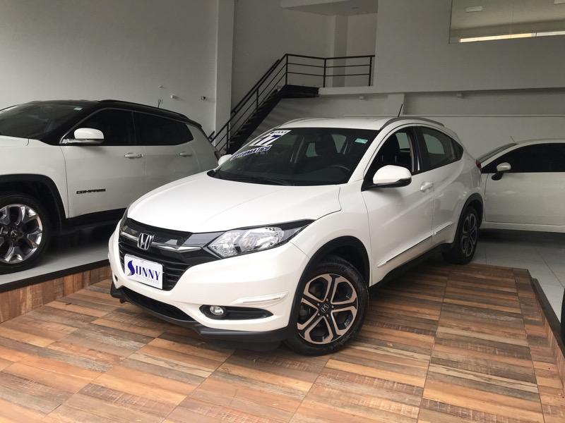 Honda HR-V EX – 2017 – Branco