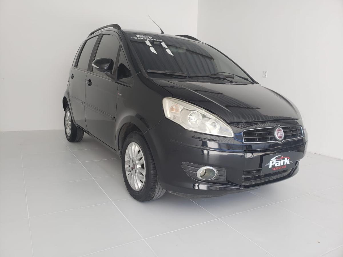 Fiat Idea – 2011 – Preto