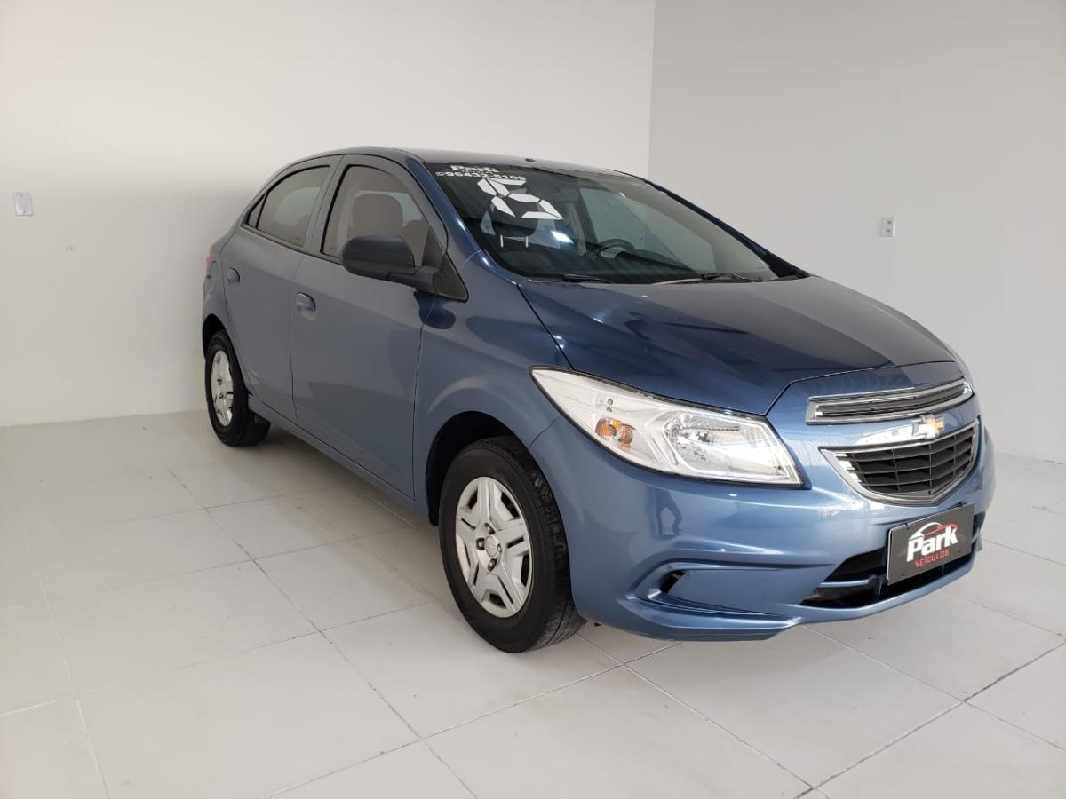 Chevrolet ONIX HATCH LT – 2015 – Azul