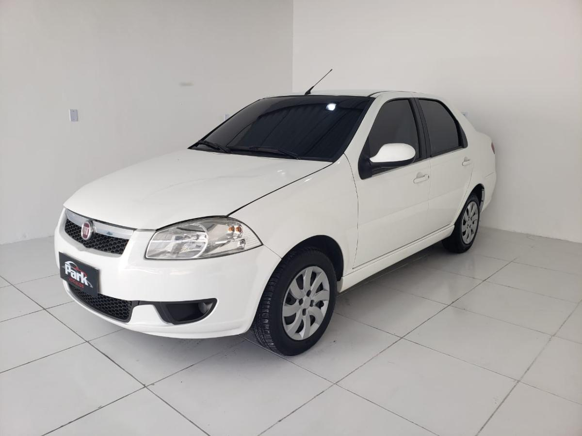 Fiat Siena EL – 2015 – Branco