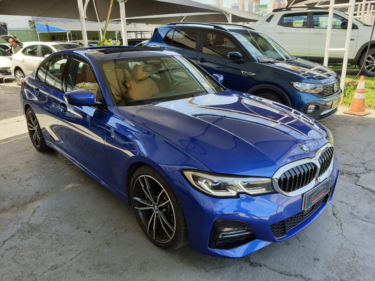 BMW 330i M Sport – 2019 – Azul