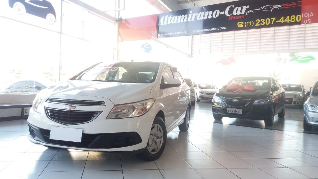 Chevrolet ONIX HATCH LT – 2013 – Branco