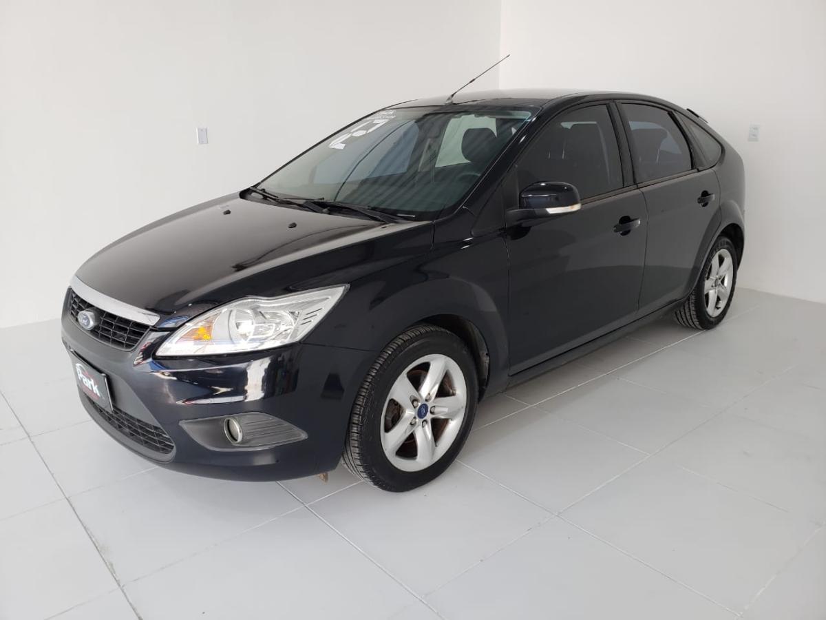 Ford Focus – 2012 – Preto