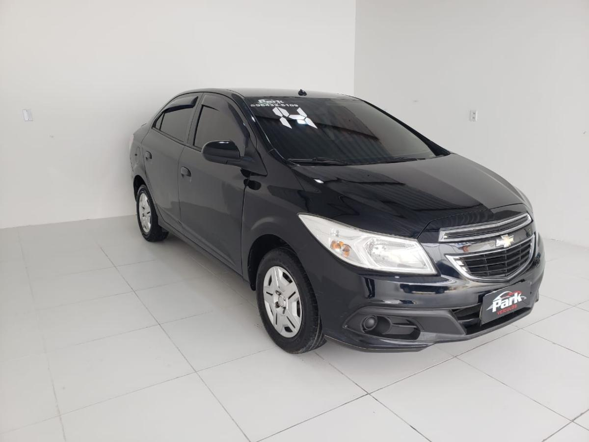 Chevrolet PRISMA Sed. LT – 2014 – Preto