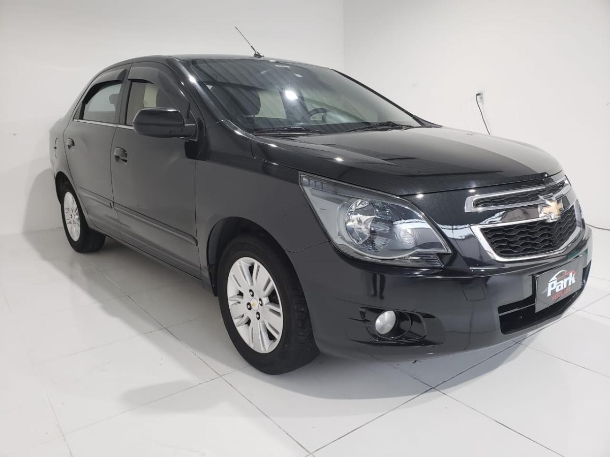 Chevrolet COBALT LTZ – 2015 – Preto